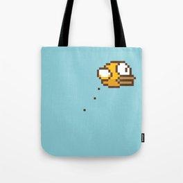 Crappy Bird I Tote Bag