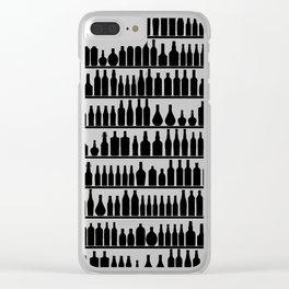 Bar Code Clear iPhone Case