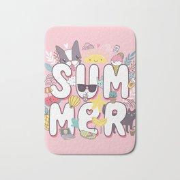 Summer Bath Mat