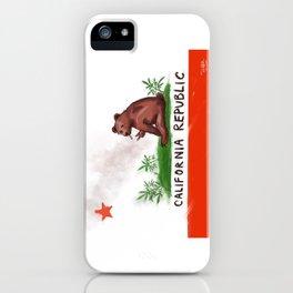 Smokey Bear iPhone Case