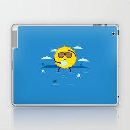 Hot Day  Laptop & iPad Skin