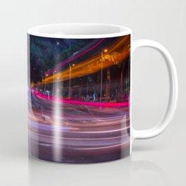 Luces en la ciudad Coffee Mug