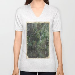 Peace if only for a moment Unisex V-Neck