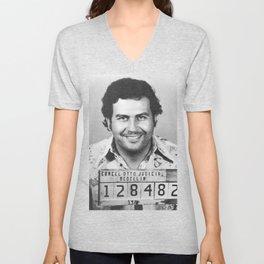 Pablo Escobar Unisex V-Neck