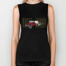 hot rod teeshirt Biker Tank