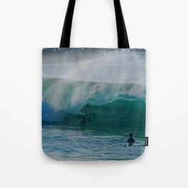 Shacked at the Wedge Tote Bag