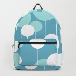 Float - Blue & White Backpack