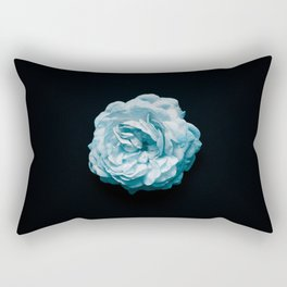 BLACK N' BLUE Rectangular Pillow