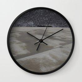 Le bélvédère Wall Clock