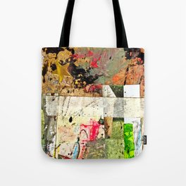Rolled Gold Tote Bag