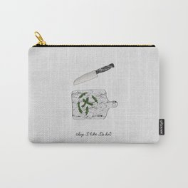 Chop It Carry-All Pouch