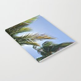 3D Palm Trees Notebook