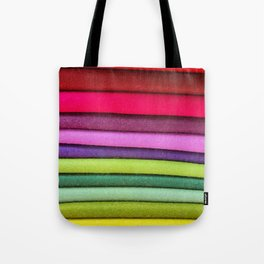 FABRIC FROLIC Tote Bag