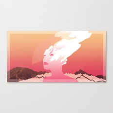 SUCK IT AND SEE Canvas Print