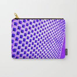 Eye Play in Purple Carry-All Pouch
