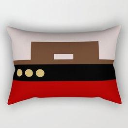 William Riker - Minimalist Star Trek TNG The Next Generation - Commander - startrek - Trektangles Rectangular Pillow
