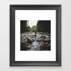 Lynn Valley Framed Art Print