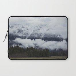 Pemberton glacier Laptop Sleeve