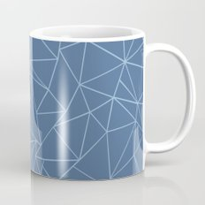 Ab Outline Blues Mug