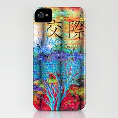 ABSTRACT - Friendship Slim Case iPhone (4, 4s)