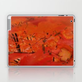 Misty outsider Laptop & iPad Skin
