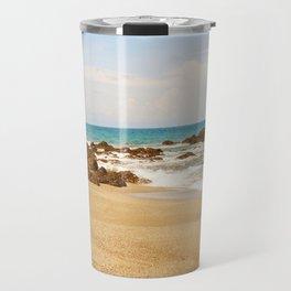 Montezuma Beach Travel Mug