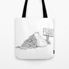 Free Tacos Tote Bag