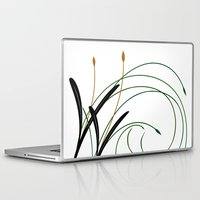 grass Laptop & iPad Skins featuring Grass by DistinctyDesign