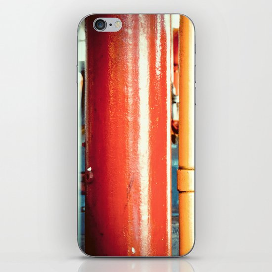 Channel iPhone & iPod Skin