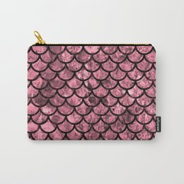 Rose Dragon Scales Carry-All Pouch