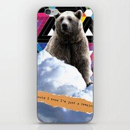 F**king Bear iPhone Skin