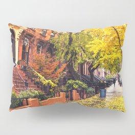 Autumn in Brooklyn Pillow Sham