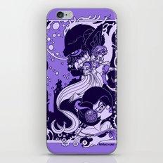 Horror Nouveau iPhone & iPod Skin