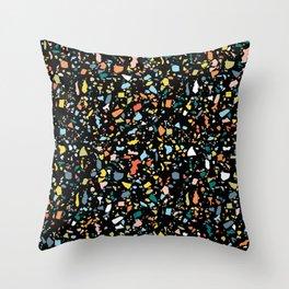 Terrazzo II Throw Pillow