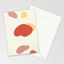 If a Sunset Melted Into Puddles Stationery Cards