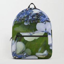 Wild Hydrangea Design 2 Backpack