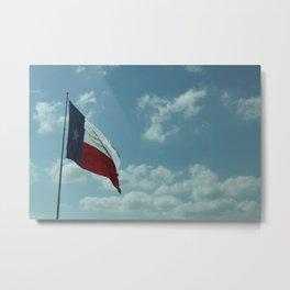 Texas Afternoon Metal Print
