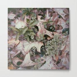 Infinite Shades of Green No. 6 Metal Print
