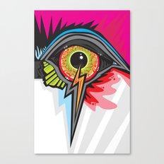 GLARE Canvas Print