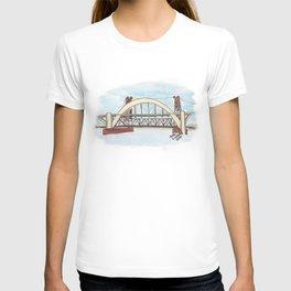Robert Street Lift Bridge: St. Paul T-shirt