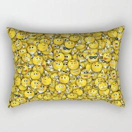 Smiles Rectangular Pillow