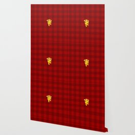 Manchester United Gold Wallpaper