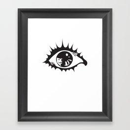 V-isionary Framed Art Print