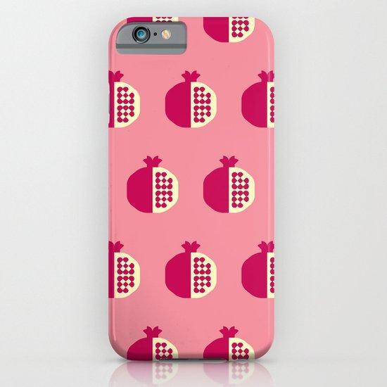 Fruit: Pomegranate iPhone & iPod Case