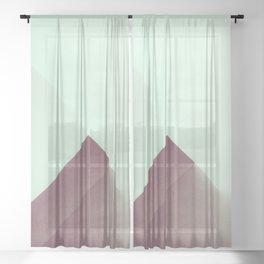 RAD XI Sheer Curtain