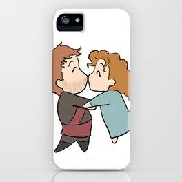 Chibi Macbeths iPhone Case