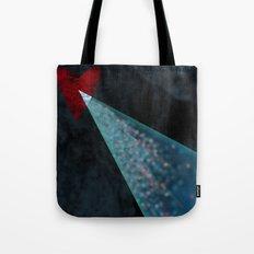 The Air Between Us Tote Bag