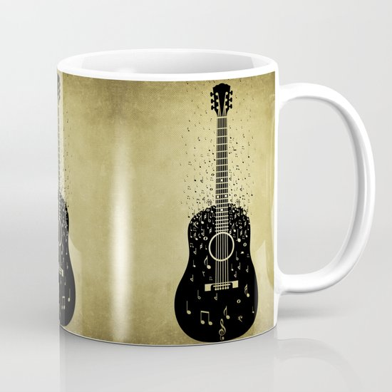 Musical ascension Mug