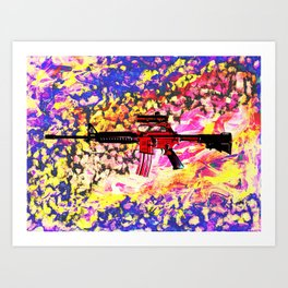 Fighting for Our Lives Art Print