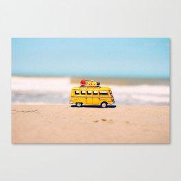 Tiny Journey Canvas Print